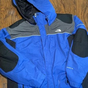 Men's the north face winter jacket